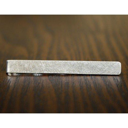 ZAUNICK Krawattennadel Silber 925 handgefertigt