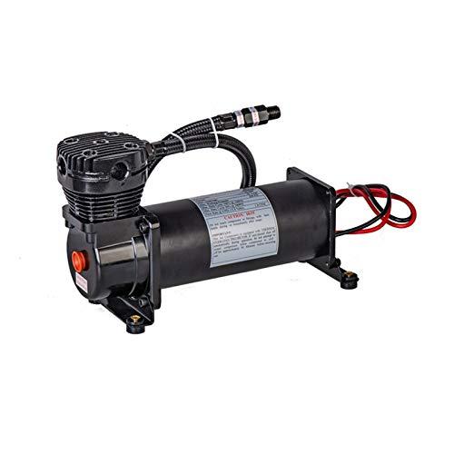 LXH-SH Das elektromagnetische Ventil Universal-12V 480c Air Compressor Kit 200 PSI Outlet 3/8 oder 1/4 Auto-Luftfederung Kompressor/Pumpe Industriebedarf (Color : Outlet 38ASC)