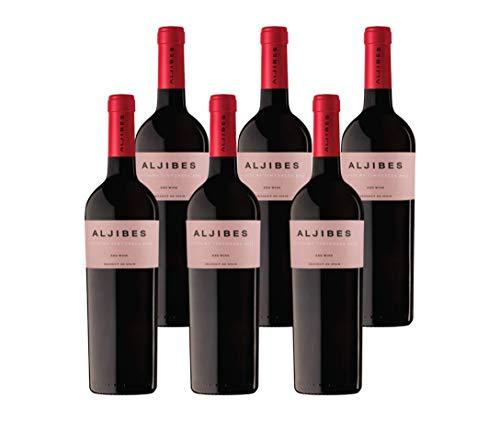 Aljibes Garnacha Tintorera - Vino tinto - Crianza - Garnacha Tintorera 100% - 6 botellas - 750ml