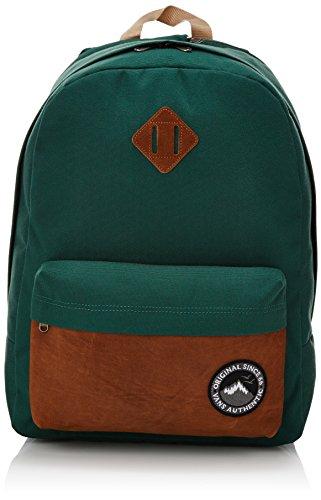 Vans Herren M Old Skool Plus Bac Tasche, Grün (Trekking Green), One Size
