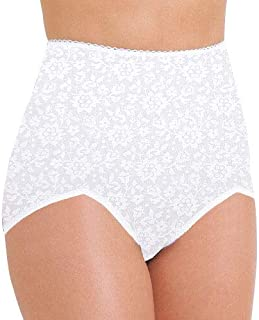 Rago Women's Plus-Size V Leg Extra Firm Control Panty Brief (X)