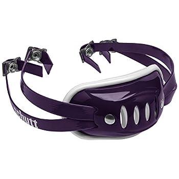 Schutt Sports SC-4 Hard Cup Chinstrap for Football Helmet Purple Varsity