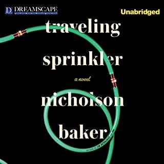 Traveling Sprinkler cover art