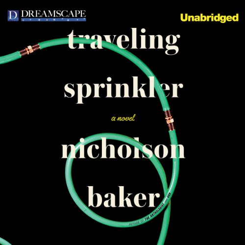 Traveling Sprinkler audiobook cover art