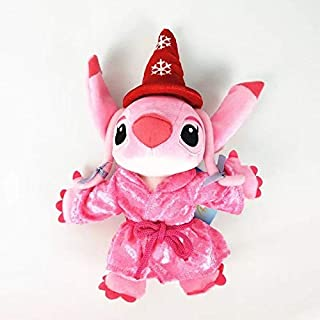 Best Quality - Movies & TV - 1pieces/lot Lilo and Stitch toys 25cm Stitch Angie leroy baby style birthday gift Decorative doll collective edition cartoon toy - by Pasona - 1 PCs