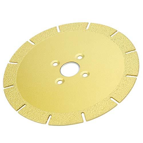 Hoja de soldadura fuerte con disco abrasivo para exteriores para el hogar(150 * 22.23 * 15mm)