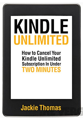 Book's Cover of Kindle Unlimited: How to Cancel Your Kindle Unlimited Subscription in Under two Minutes (English Edition) Versión Kindle
