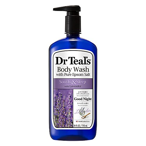 24-Oz Dr Teal's Pure Epsom Salt Body Wash (Lavender) $3.20 + Free Shipping w/ Prime or on $25+