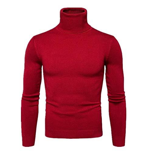 Hombres Sudaderas Casual Pullover Camisa Otoño Invierno Slim Fit Manga Larga