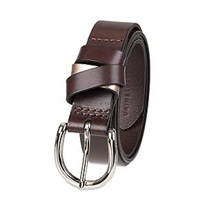 NYDJ Women's 100% Leather Casual Belt 22