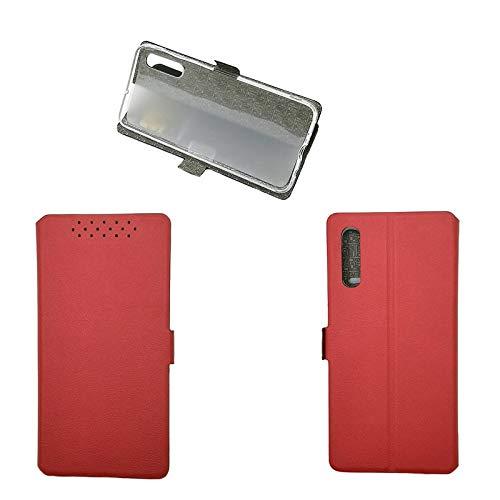QiongniAN Funda para Samsung Galaxy A50 2019 SM-A505FN SM-A505FM SM-A505GN SM-A505YN SM-A505GT SM-A505F/DS SM-A505FN/DS SM-A505FM/DS SM-A505GN/DS SM-A505YN/DS Funda Carcasa Case Funda Red
