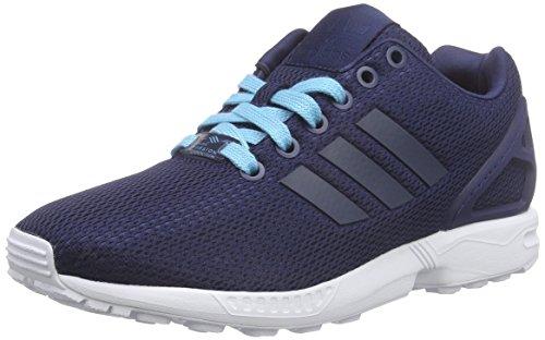 adidas Originals Adidas ZX Flux, Sneakers, Night Indigo/Night Indigo/Blue Glow, 38 2/3 EU