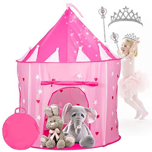 Kiddey Princess Castle Play Tent (Pink)...