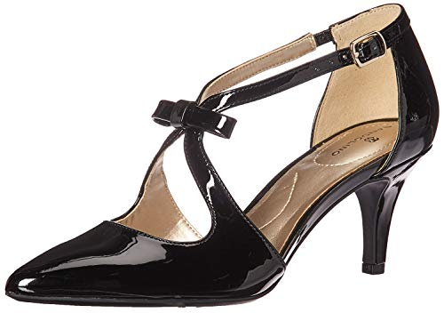 Bandolino Footwear Women's Zeffer Pump, Black, 7
