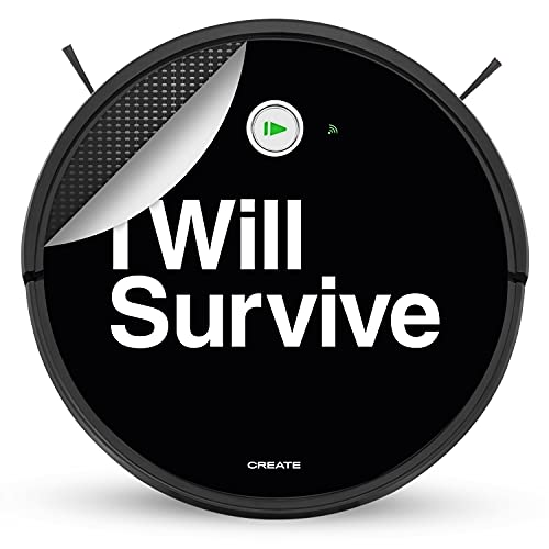 CREATE IKOHS IKOHS Netbot S15 – Robot aspirapolvere professionale 4 in 1 (Netbot s15 / I will survive)