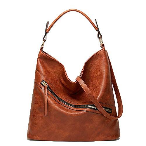 Women Bag PU Leather Handbags Luxury Lady Hand Bags with Purse Pocket Women Messenger Bag Big Tote Bag