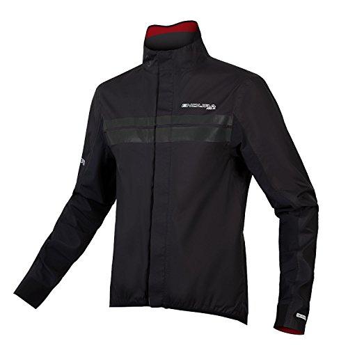 Endura Pro SL Shell II - Chaqueta de ciclismo impermeable para hombre, ligera, impermeable y transpirable