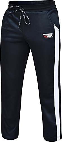 RDX Pantalon Homme Jogging Training Foot Gym Sport Pantalons D'entraînement Trousers