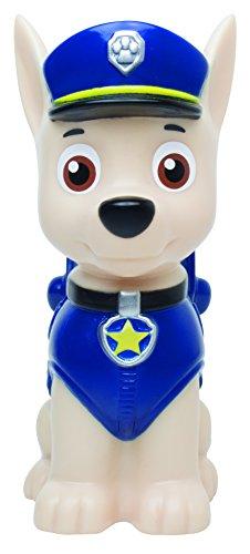 Lexibook PAW Patrol Helfer auf vier Pfoten Chase LED-Nachtlicht für Kinder, Farbwechsel, Weiches Licht, Batterien, Blau/Beige, NLJ001PA1