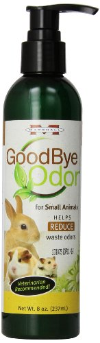 GoodBye Odor for Small Animals, 8-Ounce