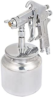 eDealMax Alimentación por gravedad 0.5mm boquilla de aire Kit de pintura en aerosol pistola pulverizador