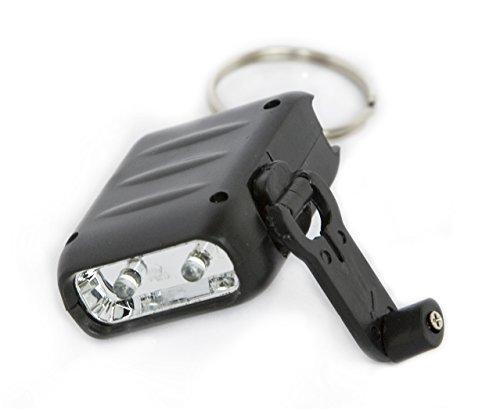 Taschenlampe LED Solar Unisex-Adulto 25/x 10/x 4/cm grau Rexer rx9056
