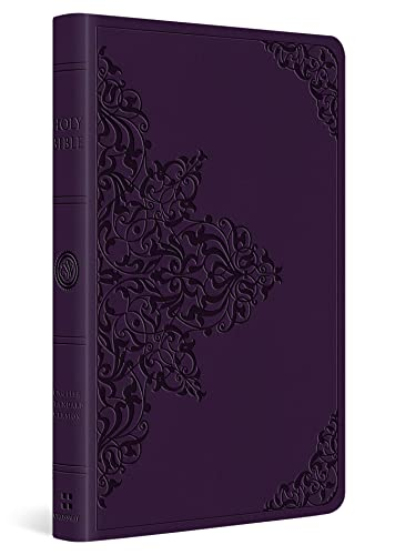 Compare Textbook Prices for ESV Large Print Value Thinline Bible TruTone, Lavender, Filigree Design Large type / Large print Edition ISBN 9781433566844 by ESV Bibles