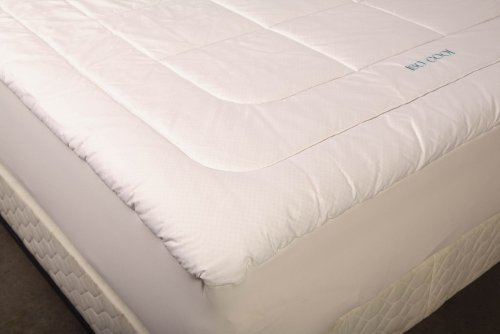 SleepBetter Isotonic Iso-Cool Avela Mattress Topper with Oulast Cover, Queen