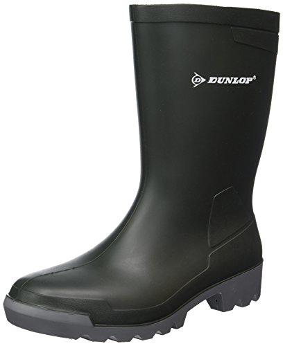 Dunlop Unisex-Erwachsene W486711.AF HOB-KUIT GROEN 41 Gummistiefel, Grün 08, EU / 7 UK / 8 US