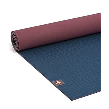 Manduka EKO Lite Yoga and Pilates Mat, Maldive, 4mm, 68