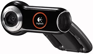Logitech Pro 9000 Webcam with 2-Megapixel Optical Resolution and Built in Noise Cancellation Microphone for Business
