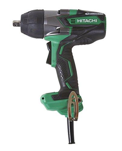 Hitachi WR16SE Brushless Motor Corded Impact Wrench, 1/2-Inch