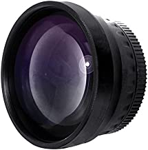 New 0.43x High Definition Wide Angle Conversion Lens (52mm) for Sony FDR-AX33