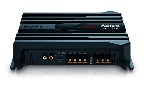 Sony XMN502 2/1 Channel 500-Watt Amplifier (Renewed)