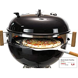 Onlyfire BRK-6023 inox pizza horno paquete completo ...