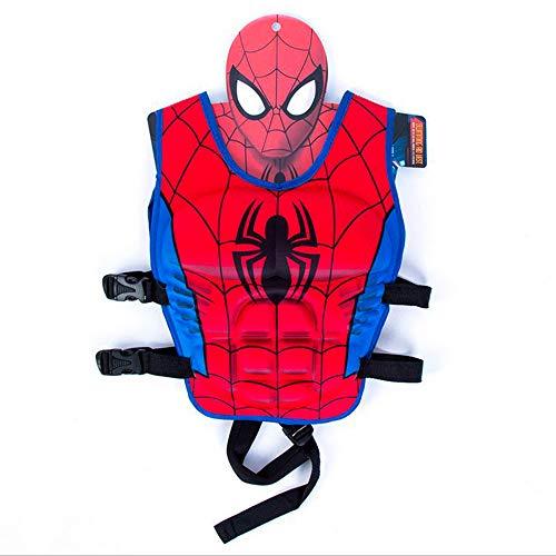 Compléments de flottaison Spiderman pour enfants de 5 à 10 ans pour réaliser tout type...
