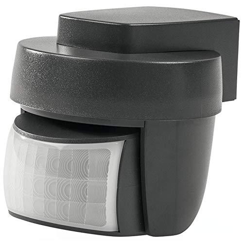 Homematic IP ELV ARR-Bausatz Bewegungsmelder HmIP-SMO-A mit Dämmerungssor - außen, anthrazit