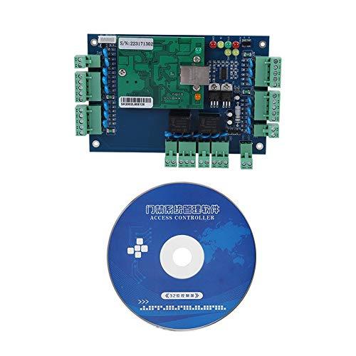 Professionelle 26 Bit TCP IP Netzwerkzugriffskontrollkarte Professioneller Wiegand Panel Controller für den Türeinsatz von Wiegand 2
