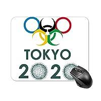 東京2020オリンピック テーブルマット正方形マウスパッド