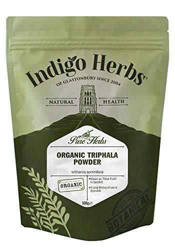 Indigo Herbs Biologische Triphalapoeder 500g