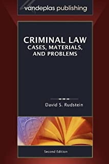 Criminal Law: Cases, Materials, and Problems