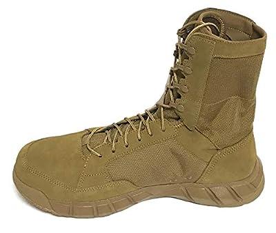 Oakley Men's Light Assault 2 Boots,10,Coyote