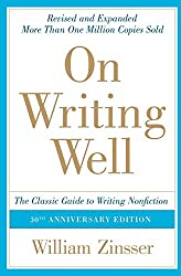Best Books on Writing: On Writing Well