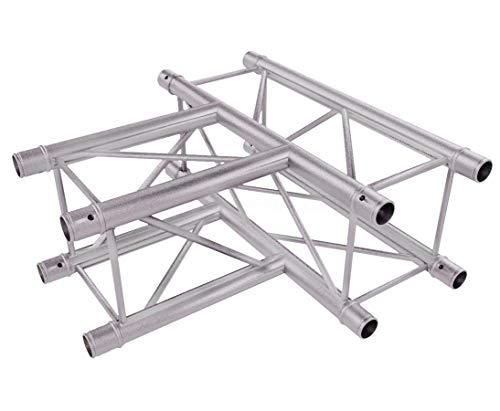 Alu System Trussing AST, Traverse 4 Punkt, Deco Truss, 3 Wege T- Stück - Alu Traversen Aluminium Truss Alu System Trussing AST Traverse