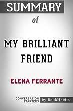 Summary of My Brilliant Friend by Elena Ferrante   Conversation Starters