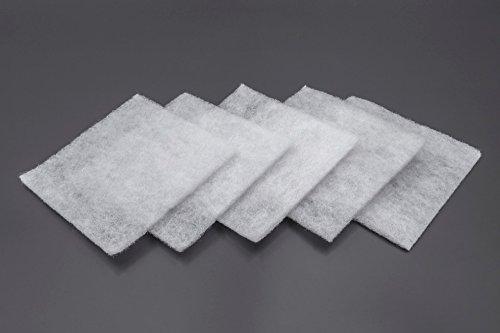 vhbw 5x Filtres à poussière pour ventilateur comme Maico ZF 17