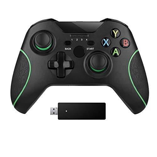 DZSF Controlador inalámbrico 2.4G para Xbox One Console para PC para Android Smartphone Gamepad Joystick