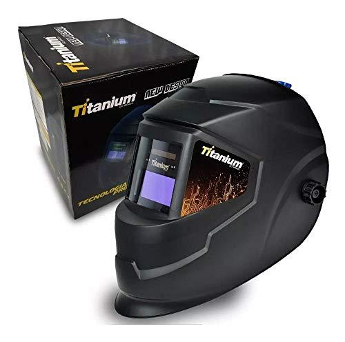 Máscara de Solda Automática J200 Titanium