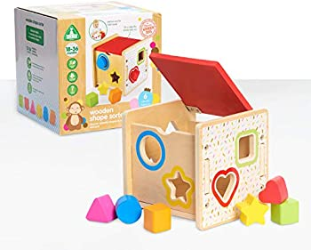 Early Learning Centre Wooden Shape Sorter