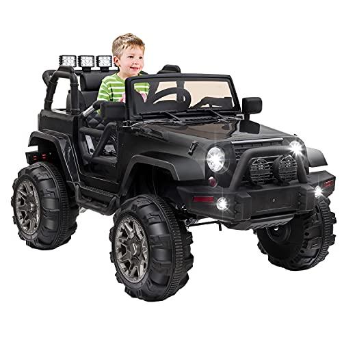 OTTARO Kids Ride on Truck, Children Electric Ride on Car...